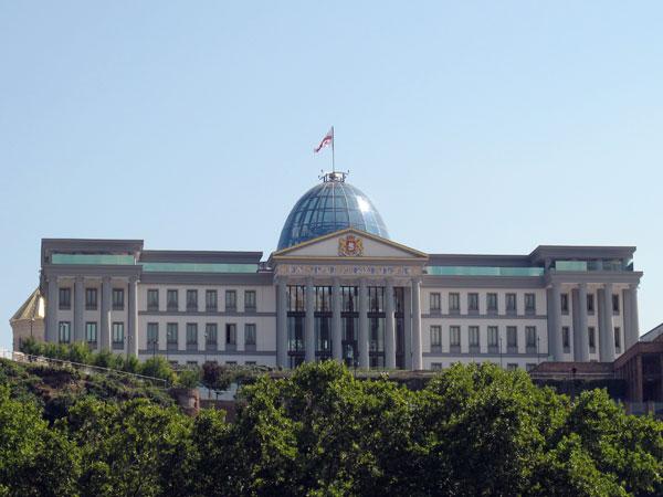 Immagini della georgia 2011 for Nuovo parlamento siciliano