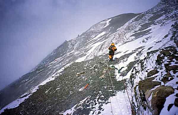 Everest 2004 Cresta Nord Est